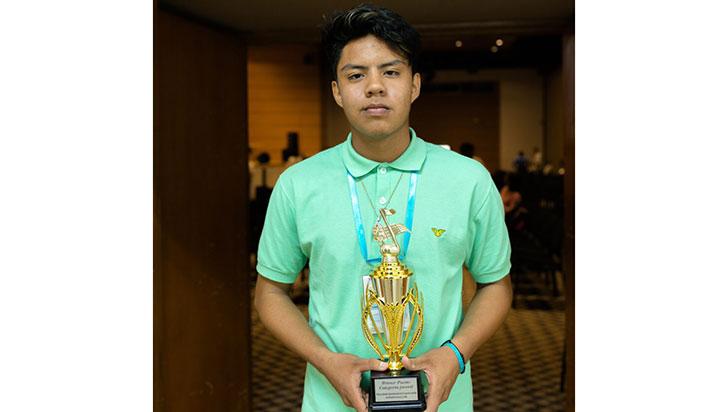 Con canción Mi sueño, Juan Camilo López ganó el Festival de la Canción Inédita