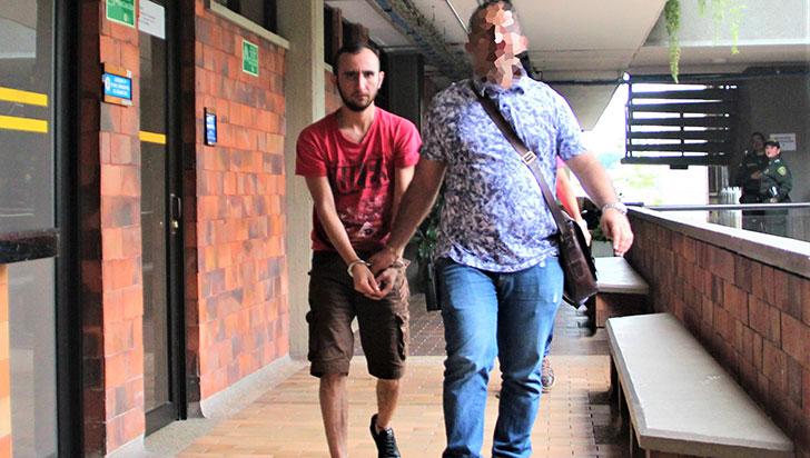 A la cárcel alias La Pe, uno de los más buscados del Eje Cafetero