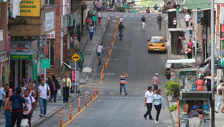 """Ciudadanos, inconformes con """"poca"""" socialización del día sin carro"""