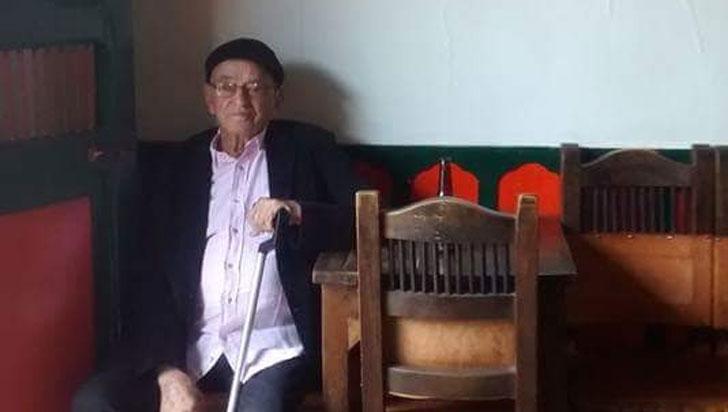 Falleció Ernesto Loaiza, el hombre más viejo de Salento