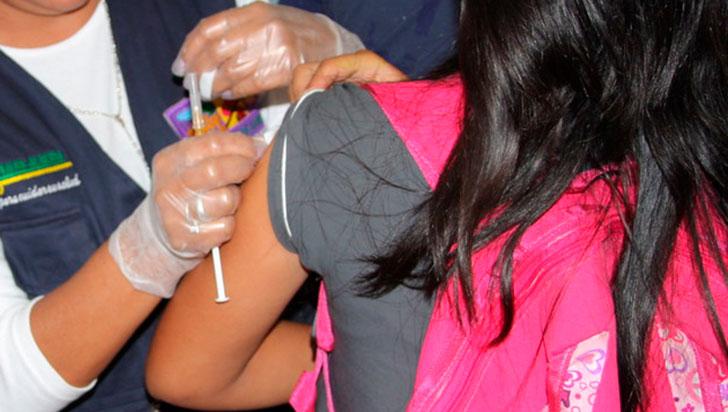 Este sábado, jornada de vacunación gratuita