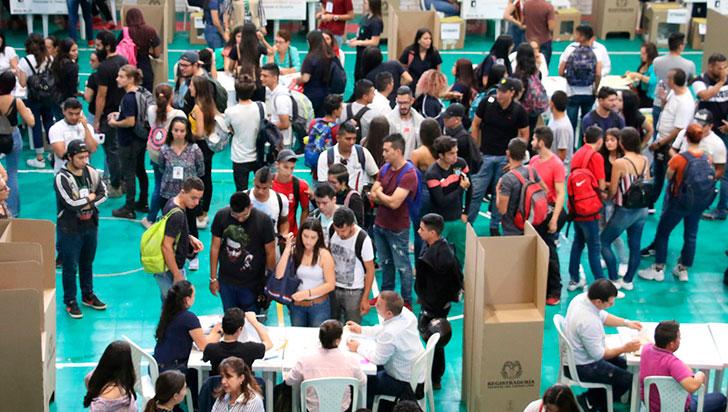 Listado definitivo: 476.020 personas pueden votar en Quindío