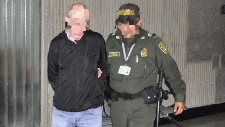 Capturado sujeto que habría violado a su hijastra