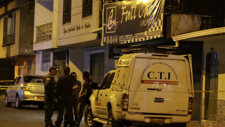 Hombre fue hallado muerto en Calarcá