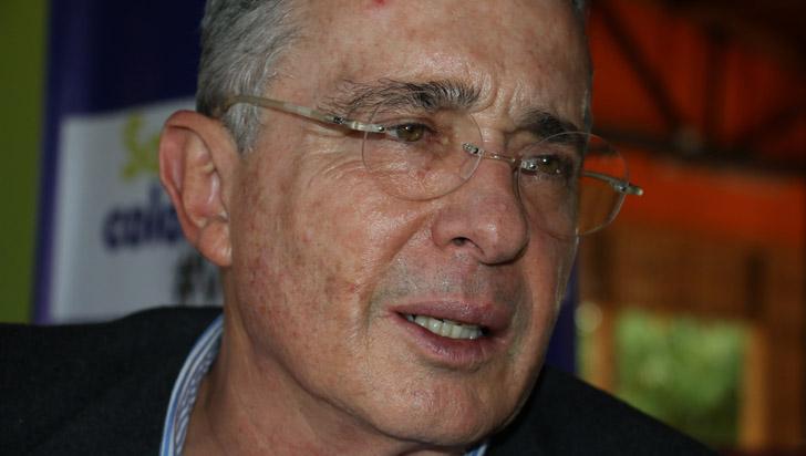 Termina indagatoria de Álvaro Uribe ante la Corte Suprema