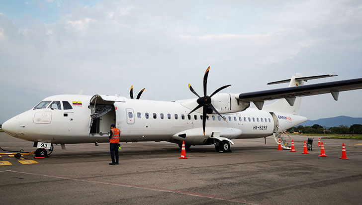 Cinco vuelos diarios operará Easyfly desde Armenia a Bogotá