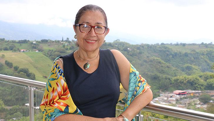 María E. Beltrán y su esfuerzo por preservar el patrimonio del Quindío