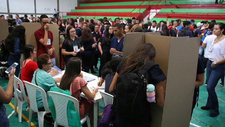4.884 armenios fueron elegidos jurados de votación para el 27 de octubre