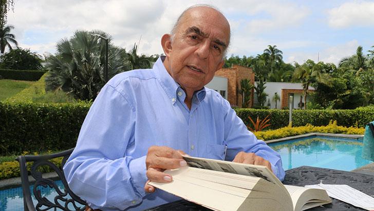 Me encontré en la vida con Jorge Eliécer Orozco Dávila