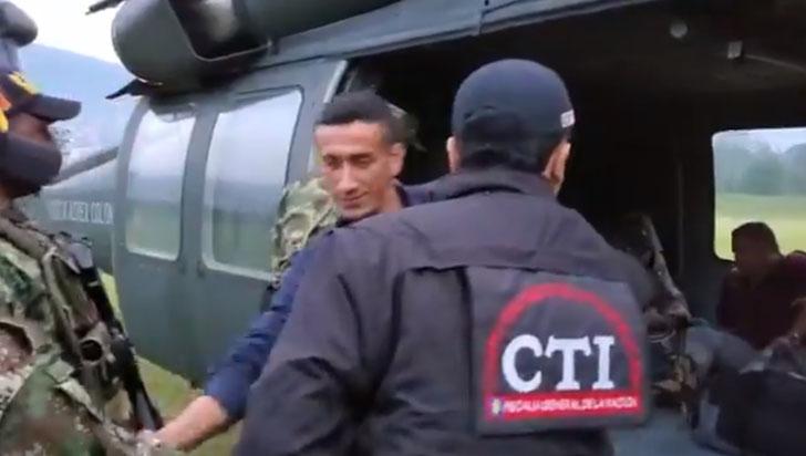 Liberan a tres personas secuestradas por disidencias de las Farc en Antioquia