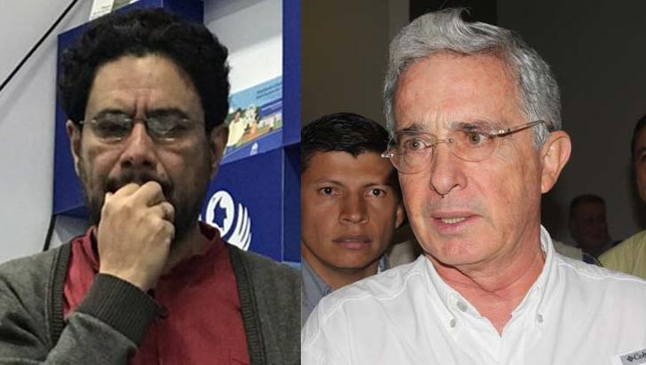 Iván Cepeda dijo que Uribe violó reserva de expediente de indagatoria