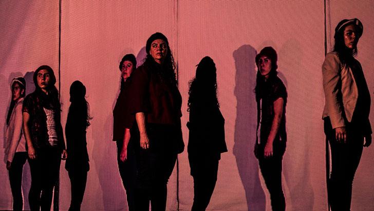 Entre Líneas es la nueva obra de teatro que presenta el Teatro Azul