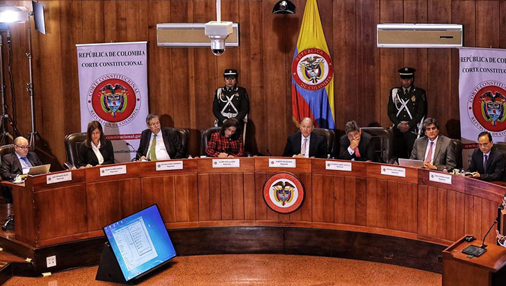 Corte declara inconstitucional Ley de Financiamiento del Gobierno colombiano