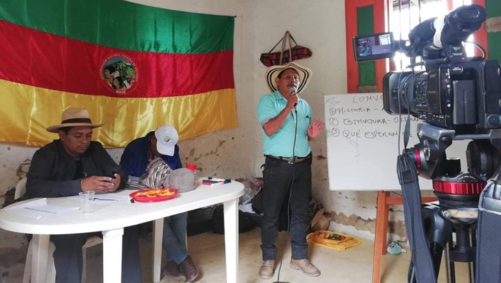 """Indígenas piden visita """"urgente y extraordinaria"""" de la ONU por asesinatos de líderes"""
