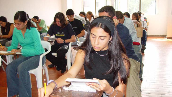 4.855 estudiantes quindianos, citados para pruebas Saber