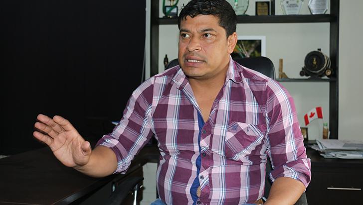 Suspendido por tres meses alcalde de Pijao, Édinson Aldana