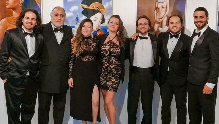 San Luis Tango brindará concierto en Armenia