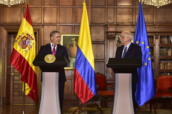 """Duque sobre Cataluña: """"La unidad de España es importante para el mundo"""""""