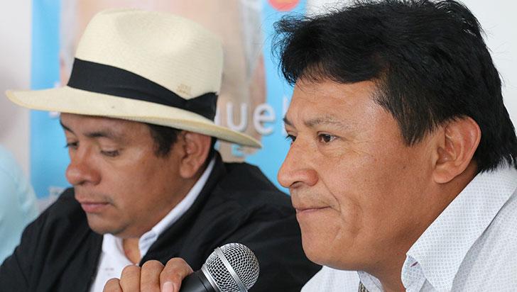"""""""Constantino, asesinado porque era una amenaza"""": secretario de la comunidad Embera en Colombia"""