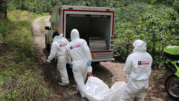 Hallaron cuerpo en descomposición en zona rural Calarcá