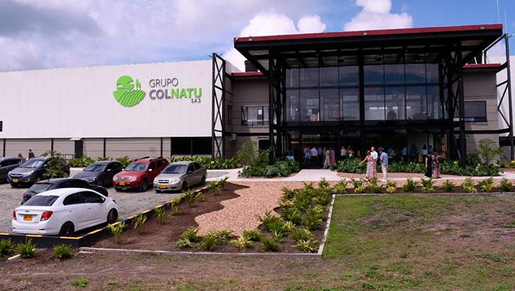 Empresa de EE. UU. de snacks se instaló en Quindío