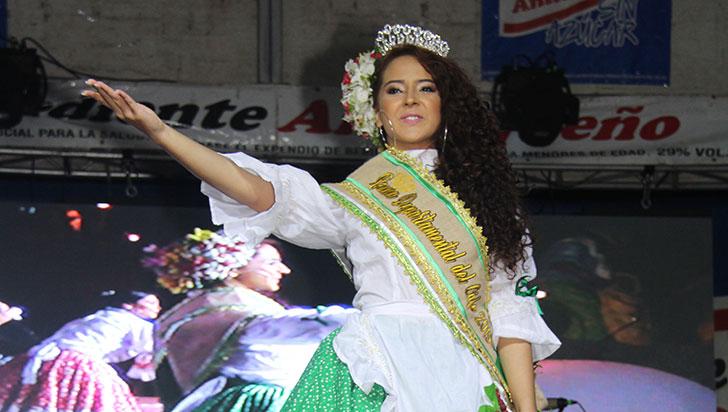 Alejandra Delgadillo Vásquez, nueva Reina Departamental del Café