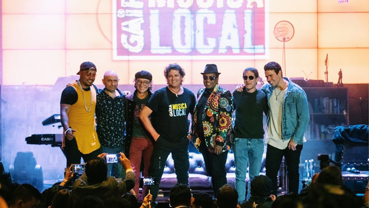 Carlos Vives relanzó su sello discográfico Gaira Música Local