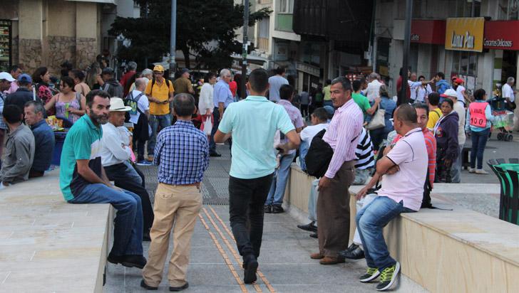 El desempleo en Colombia crece en septiembre y se ubica en el 10,2 %
