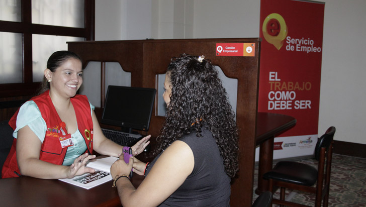 Más de 5 mil personas han encontrado trabajo formal en el Quindío