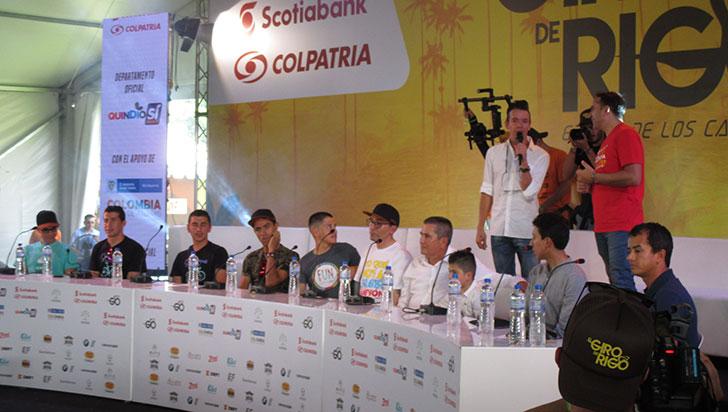 Giro de Italia 2020 seduce al campeón del Tour, Egan Bernal