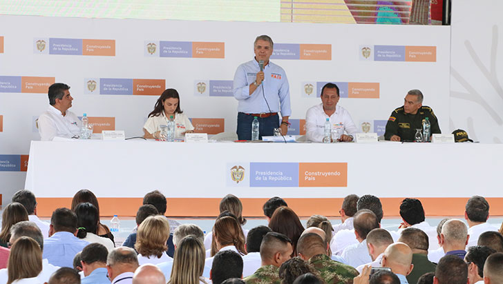 Gobierno nacional destacó emprendimiento cultural de los quindianos