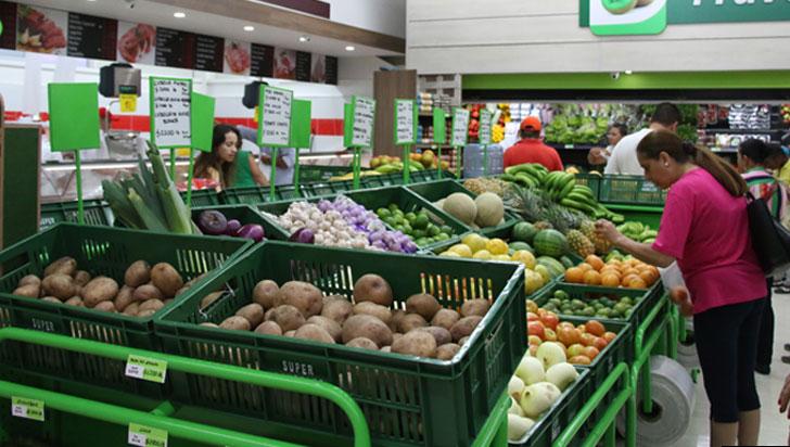 Colombia registró una inflación del 3,43 % entre enero y octubre de 2019