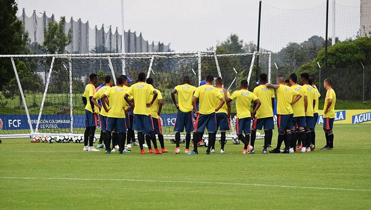 Colombia-Ecuador, por el preolímpico sub-23, será en el Centenario