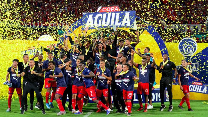 """""""El título de Copa le quitó presión a Medellín"""": Bobadilla"""