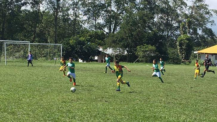 Semifinalistas del Chiquifútbol se definirán este sábado en La Guinea