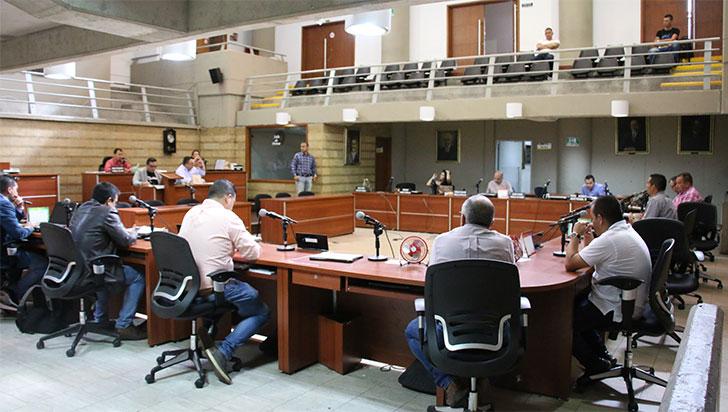 Debate de presupuesto 2020 fue aplazado en el concejo de Armenia