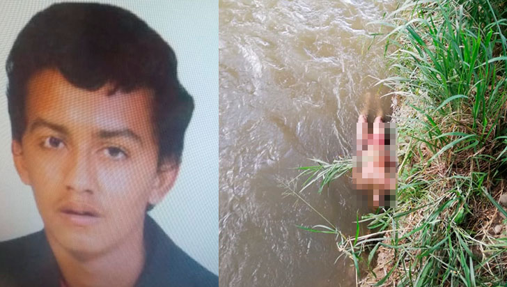 Tebaidense fue hallado muerto en el río Bugalagrande - La Cronica del Quindio