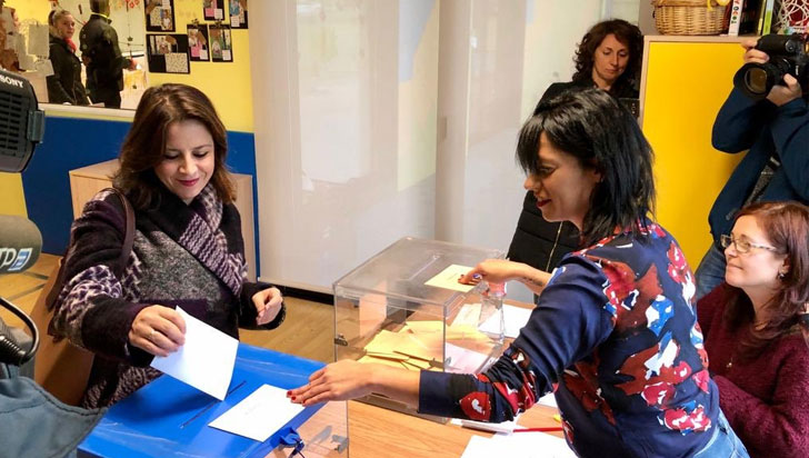 Partido Socialista gana las elecciones españolas, sube la ultraderecha, sigue incertidumbre