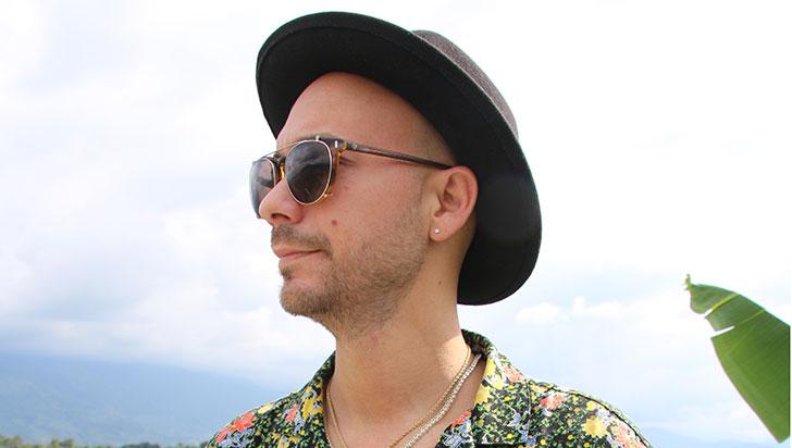 Tony Lenta, regresó a la música haciendo una gira por Colombia