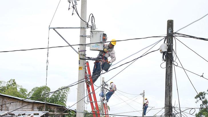 En siete municipios del Quindío habrá suspensión programada del servicio de energía
