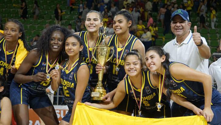 Selección femenina de baloncesto queda varada en Buenos Aires por cancelaciones de vuelos