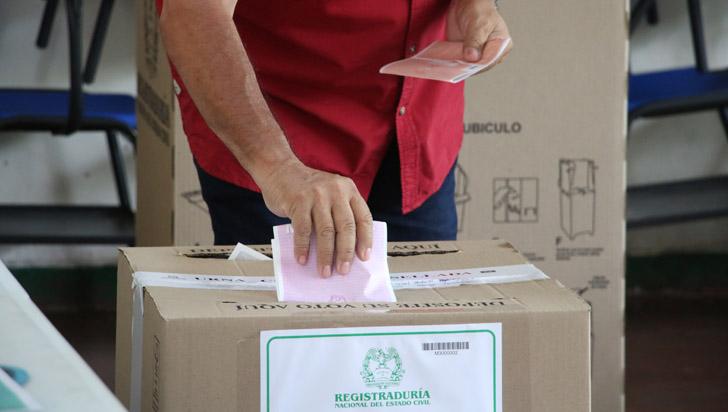 Mensaje para los alcaldes del Quindío, de los segundos en votación en las elecciones del Quindío
