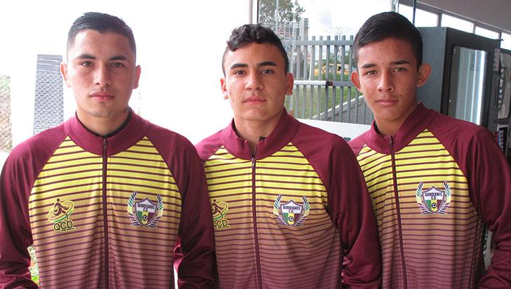 Jugadores de Quindianos CD probarán en fútbol argentino