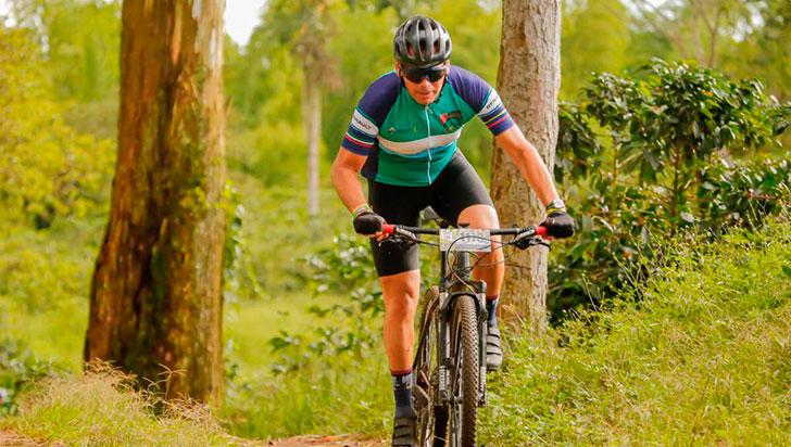 Ride Manzur Pedaleando con Goga 2.0 este domingo en Calarcá - La Cronica del Quindio