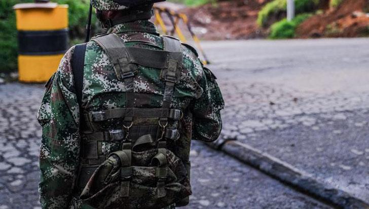 Tres menores habrían muerto en operación militar en 2018