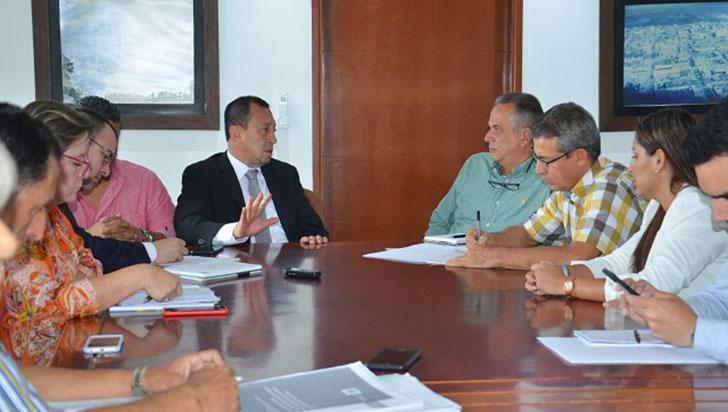 Empalme en alcaldía; este lunes inició la revisión del cumplimiento plan de desarrollo