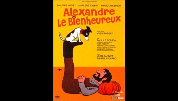 Alejandro el Dichoso, este lunes en cineclub La Galemba