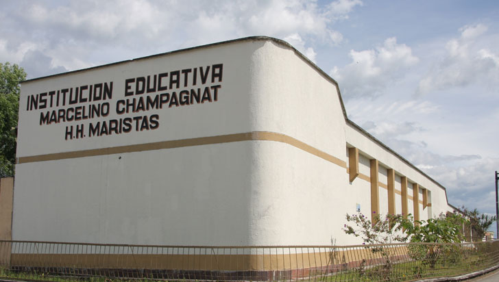 """""""No hemos contemplado cierre del colegio Marcelino Champagnat"""": Henry Gómez, secretario de Educación"""