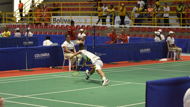 Por Juegos Nacionales, bádminton aseguró el bronce para el Quindío
