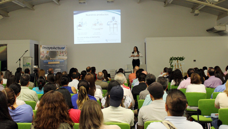 ProyeActuar, este miércoles en el auditorio de la Edeq